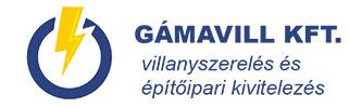 Gámavill Kft. Logo